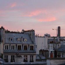 tetti del Marais Parigi Baudelaire
