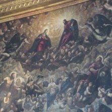 Paradiso Tintoretto Palazzo Ducale