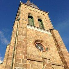 campanile chiesa di Fjällbacka