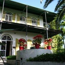 casa di gatti di Hemingway a Key West