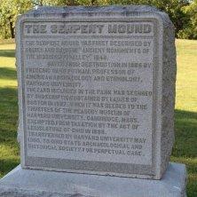 indicazioni Serpent Mound