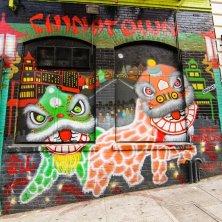 murales a Chinatown San Francisco