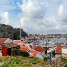 porto di Fjällbacka