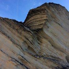 rocce calcaree a Bonifacio