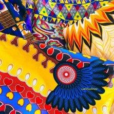 colori accesi tessuti wax