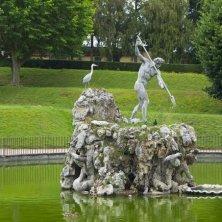 fontana del Nettuno giardini di Boboli
