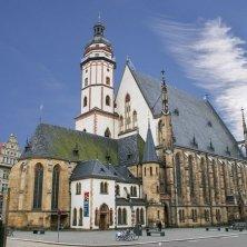 leipzig piazza Lipsia