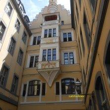 palazzo a Lipsia