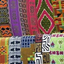 stoffe in vendita in Africa