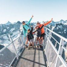 ©Les 2 Alpes_activités_Luka Leroy belvedere ghiacciaio