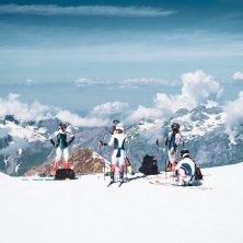 ©les 2 alpes_glacier été_luka leroy estate a Les 2 Alpes ghiacciaio