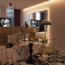 Mama Roma suite