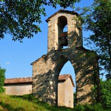 monteforte resti del castello medievale