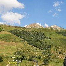 natura a Les 2 Alpes verde