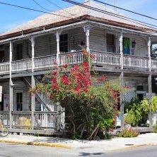 nel centro di Key West