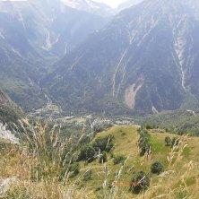 panorama natura a Les 2 Alpes