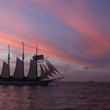 vele al tramonto a Key West