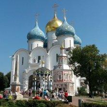Cattedrale dell'Assunzione Sergiev Posad