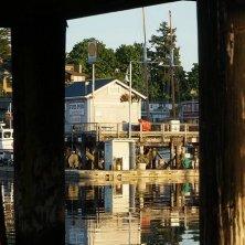 Friday Harbor pier