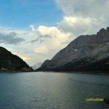 Lago di Fedaia_vista su Marmolada e Civetta sullo sfondo_phVGaluppo borghi delle Dolomiti