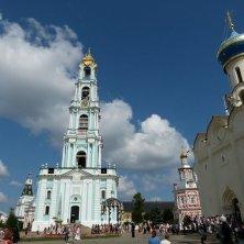 campanile della Trinità Sergiev Posad