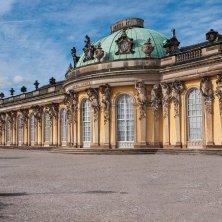 palazzo Sans Souci Potsdam