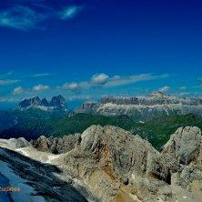 panorama verso Sella-Sasso Lungo-Sasso Piatto_phVGaluppo