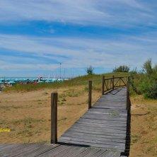 Caorle slow spiaggia di Porto Santa Margherita_phVGaluppo