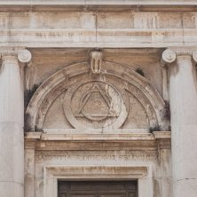 frontale chiesa Santa Maria Maddalena Venezia misteriosa