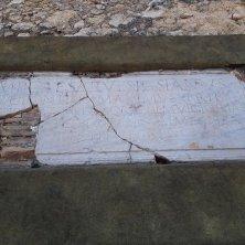 inscrizione romana tempio Roccagiovine