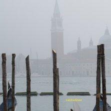 nebbia su Venezia misteriosa
