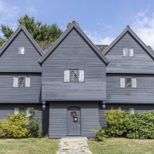 casa streghe Salem