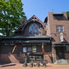 streghe museo Salem