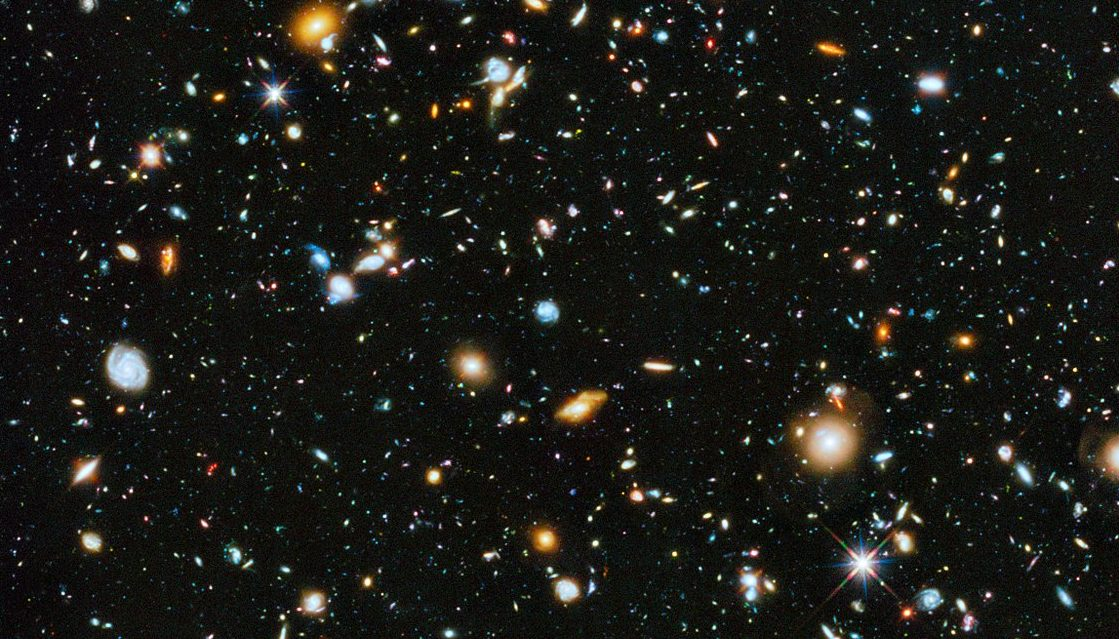 Hubble Ultra Deep Field, from NASA