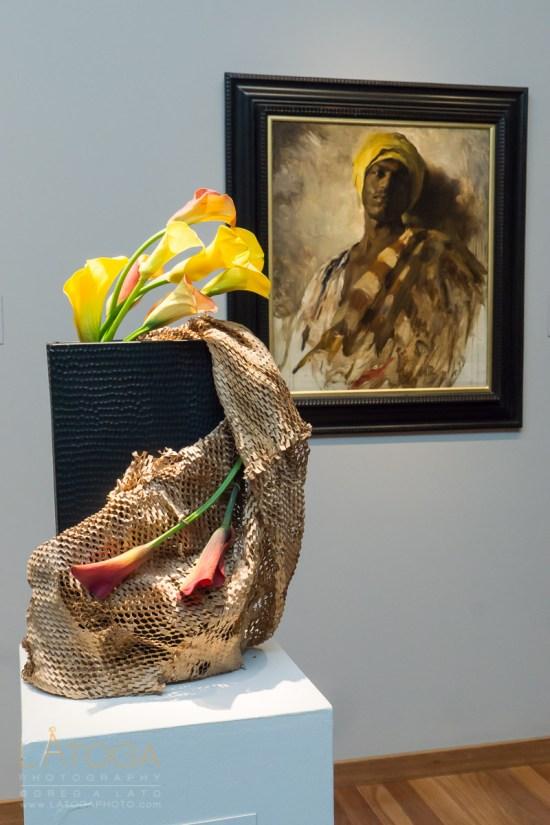 2015 Bouquets to Art - Jean S. David