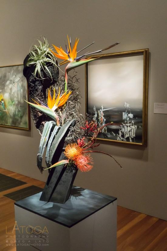 2015 Bouquets to Art - Takako Ikebana Studio