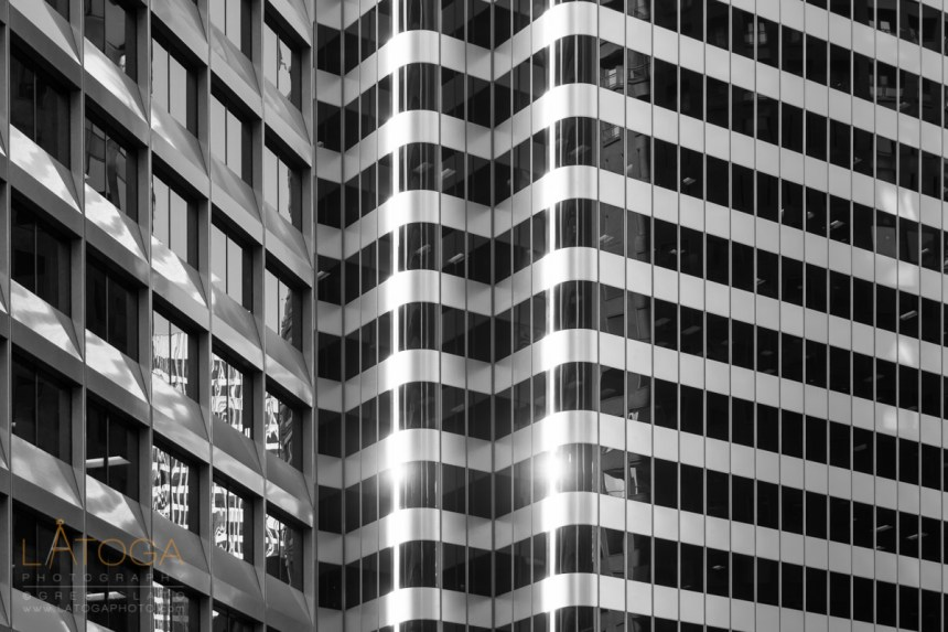 Afternoon Architecture Abstract