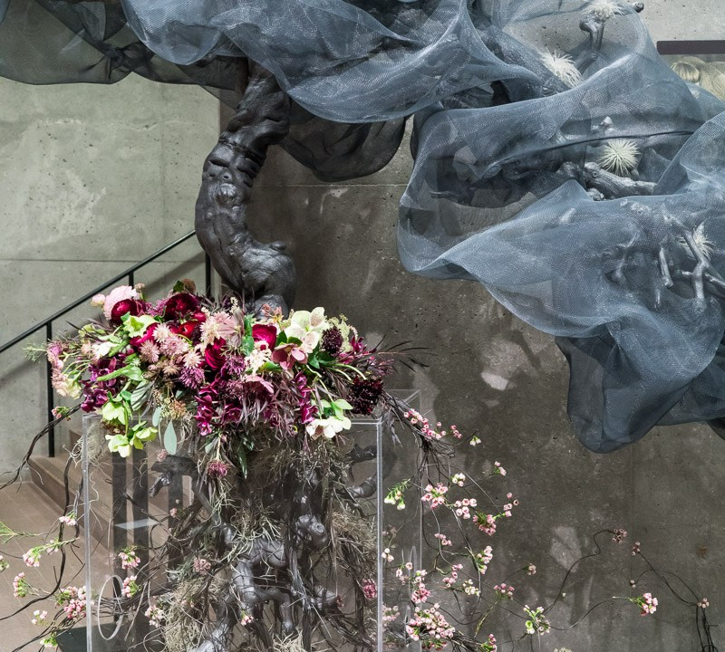 2016 Bouquets to Art - Asiel Design
