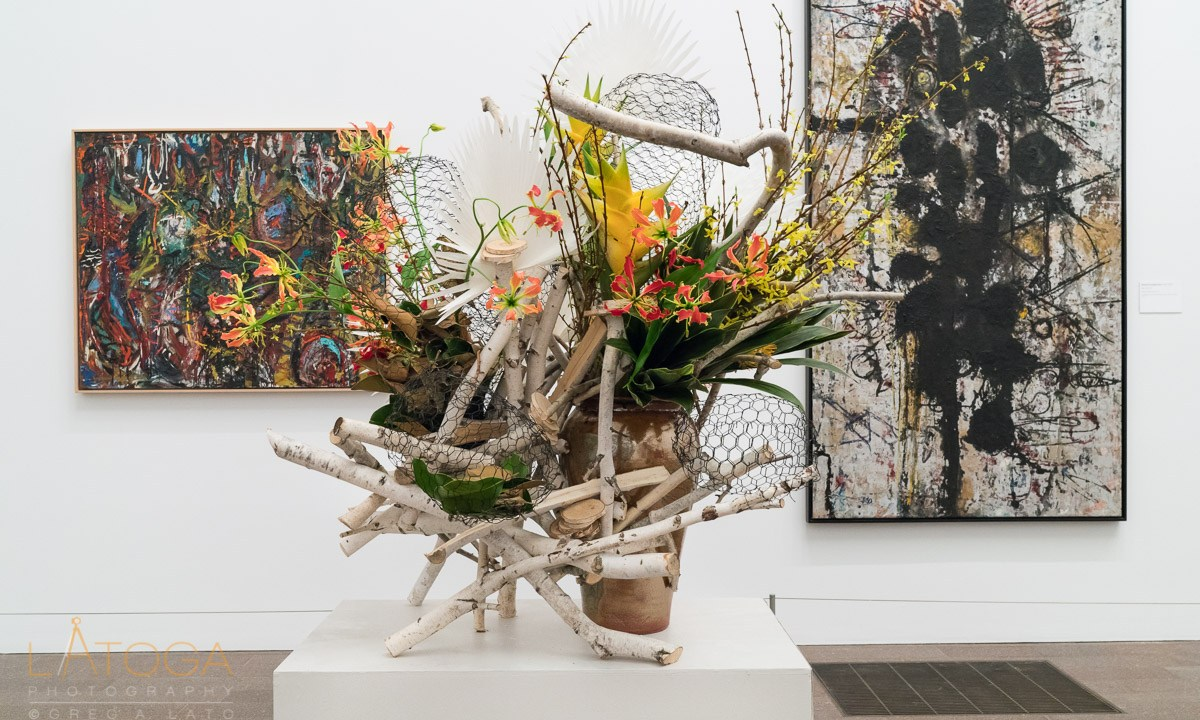 2016 Bouquets to Art - Eclosion