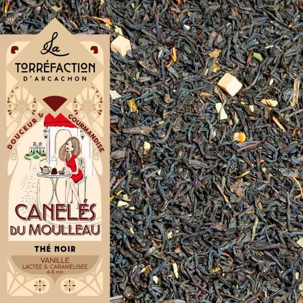 Canelés du Moulleau - La Torréfaction d'Arcachon - Thés et infusions - Recettes maison