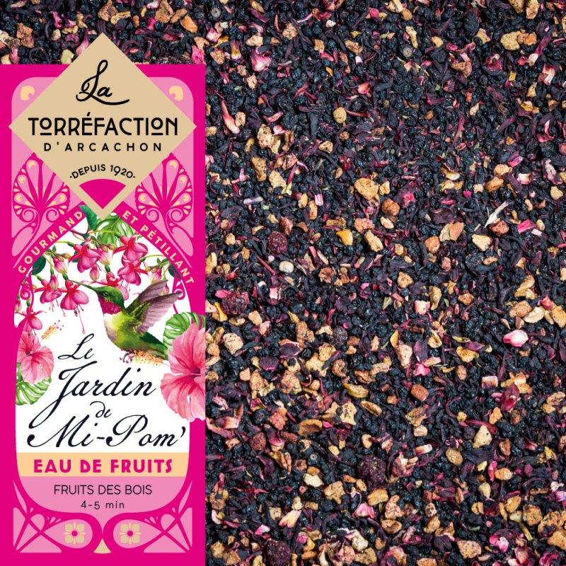 Le jardin de Mi-Pom - La Torréfaction d'Arcachon - Thés et infusions - Recettes maison
