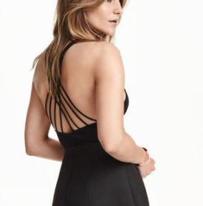 Body avec détails dans le dos - H&M