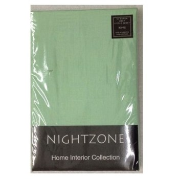 "12"" Deep Mint Fitted Sheet (Value Range)"