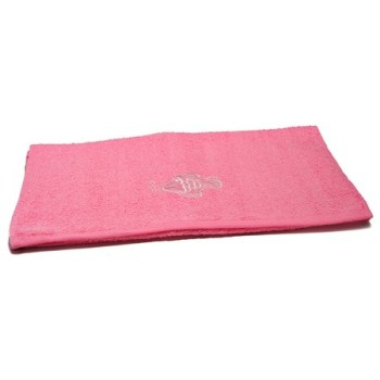 Fish Embroidered Pink Bath Sheets – Value Range