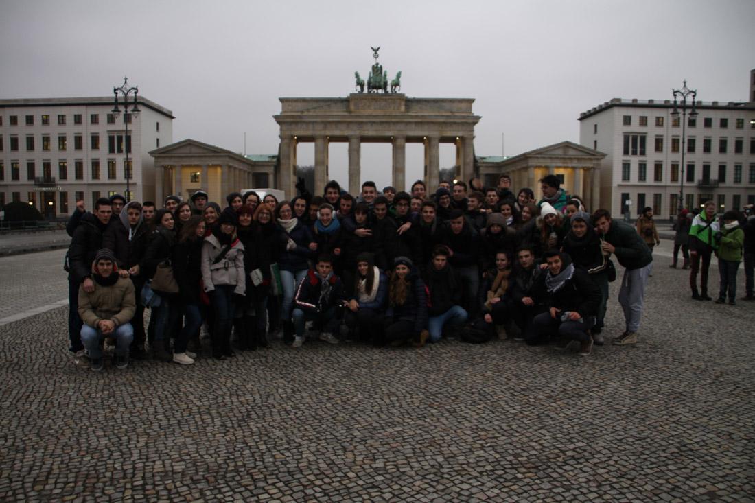 gita Berlino_La Traccia