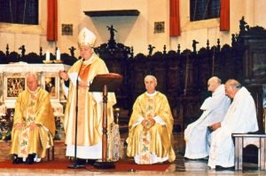 Nuova Scintilla 31/10/2010 Chioggia: 50° di sacerdozio di mons. Dino De Antoni