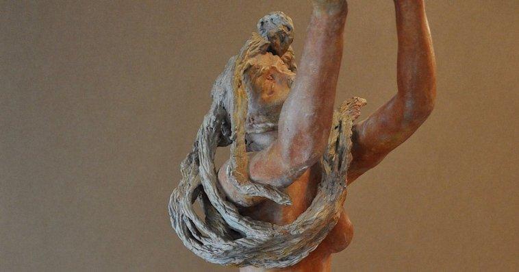 Un important plâtre de Camille Claudel acquis par Nogent-sur-Seine