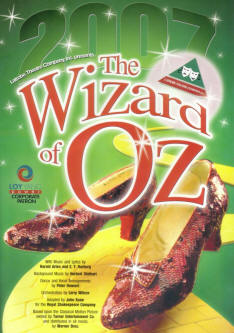 2007 (The Wizard of Oz)