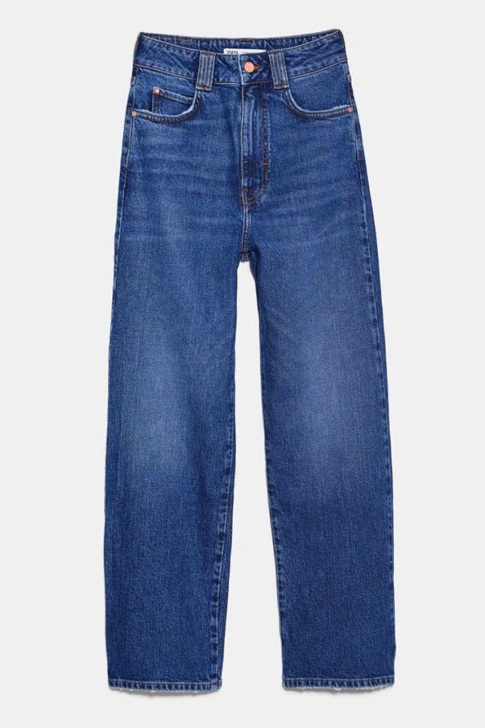 débito contra crédito jeans