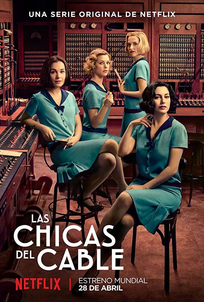Cartel Las chicas del cable Netflix IMDB